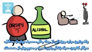 خطر فشار خون بالا