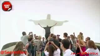 5 ویدیوی عجیب از انسانهایی که روی هوا شناور شدند! (مستند کوتاه ماورایی) شامل توضیحات
