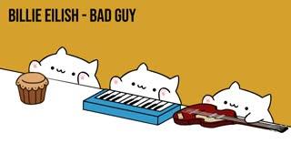 { bad guy version pishi*-*{cat
