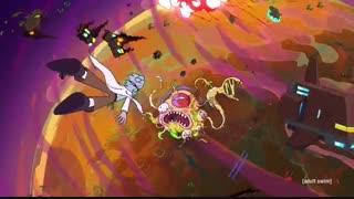 انیمیشن ریک و مورتی Rick and Morty فصل 4 قسمت 2 با زیرنویس فارسی