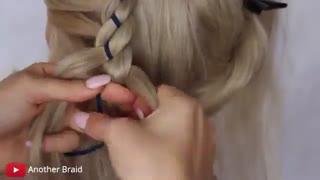 آموزش مدل مو دخترانه دوخت پنهان- مومیس مشاور و مرجع تخصصی مو