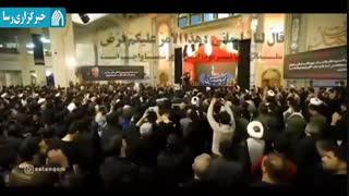 مداحی عربی میثم مطیعی برای سردار سلیمانی