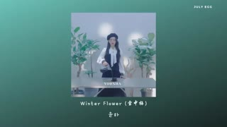 Younha ||  Winter Flower || feat. RM