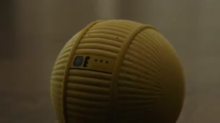 Ballie ربات هوشمند سامسونگ برای کمک خانه هوشمند