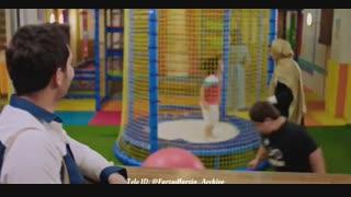 سکانس دوم بازی فرزاد فرزین در قسمت بیستم سریال مانکن