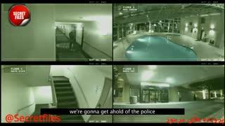 5 ویدیوی ترسناک از مشاهدات ارواح مقابل دوربینهای مداربسته (مستند کوتاه ترسناک) شامل توضیحات