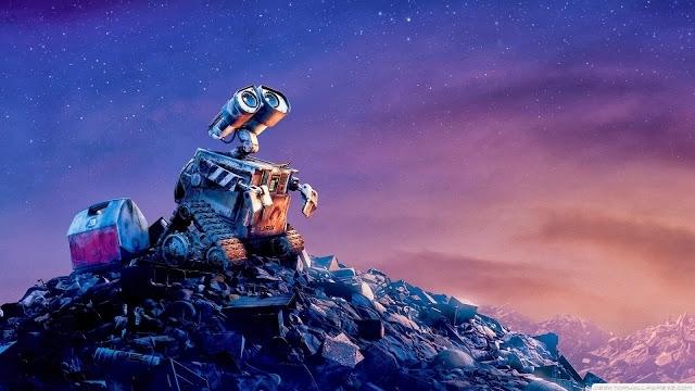دانلود انیمیشن Wall-E محصول ۲۰۰۸ با دوبله فارسی