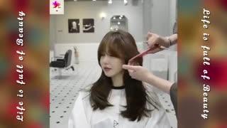 انواع مدل مو های کره ای 2