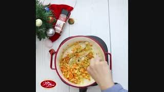 آشپزی با سحرخیز - طرز تهیه سوپ نودل