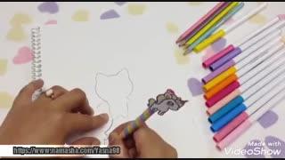 آموزش ساخت وسایل تزئینی دخترانه