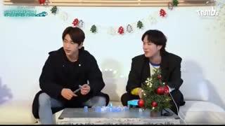 برنامه Thumbs با حضور جینیونگ و یوگیوم _ قسمت چهارم،گات سون