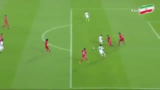 خلاصه بازی امید ایران 1 - امید ازبکستان 1 (انتخابی المپیک 2022)