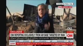 خبرنگار CNN: ما در عین الاسد حتما تلفات دادهایم