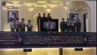 اجرای همزمان سرود «حاج قاسم سلیمانی» در مراسم نماز جمعه سراسر کشور