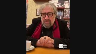 انصراف مسعود کیمیایی از جشنواره فجر: من همیشه سمت مردم بودهام.