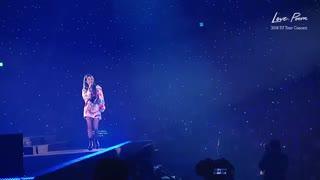 اجرای آهنگ Blueming از آیو IU تور کنسرت Love Poem / آی یو