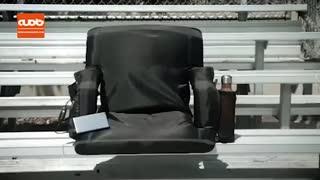 صندلی به همراه گرمکن برای روزهای سرد سال