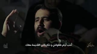 "کلیپ مداحی "" روضه خونگی ""   کربلایی  حسین طاهری"