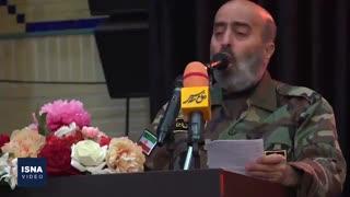 بزرگداشت سردار سلیمانی و شهدای مقاومت در سپاه تهران