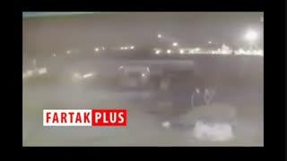 فیلم جعلی که قرار بود شلیک دو موشک به هواپیما را اثبات کند!