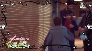میکس فوق العاده  احساسی و رفاقتی سهراب و هاشم در فصل اول سریال از سرنوشت ( بی هوا شدی عشق من...)