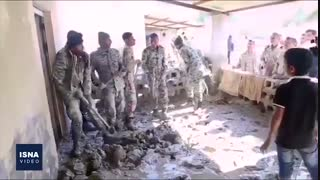 وضعیت جاسک و دیگر مناطق سیلزده هرمزگان