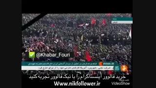 تهدید سردار سلامی به حمله نظامی