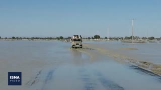 ابعاد تازه خسارت سیل در هرمزگان و سیستان و بلوچستان