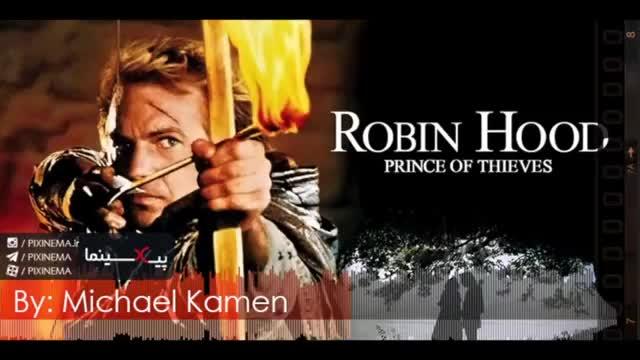موسیقی متن فیلم رابین هود شاهزاده دزدان اثر مایکل کامن
