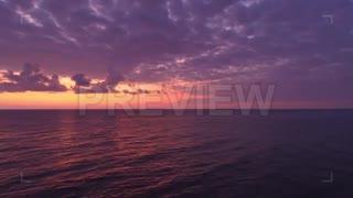فوتیج آسمان بنفش Purple Sky
