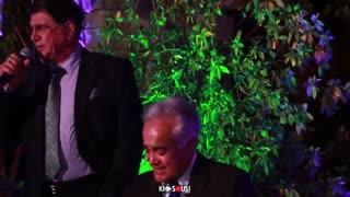 مرغ سحر - اجرای خصوصی محمدرضا #شجریان و انوشیروان #روحانی