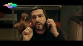 سکانس فیلم سینمایی مارموز ، مصاحبه قدرت(حامد بهداد) با شبکههای سلطنتطلب