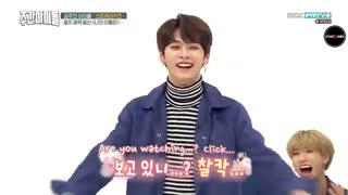 Weekly idol-Stray kids