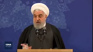 روحانی: مجلس هم برای شما باشد؛ نوش جانتان