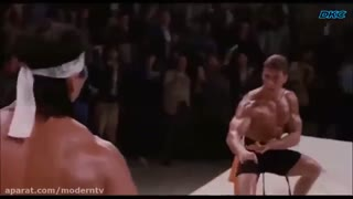 Martial Sequences Jean-Claude Van Damme