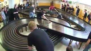 گزیده فینال مسابقات ماشین های کنترلی اسلات/نوین آرسی