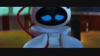 انیمیشن وال ای  WALL·E دوبله فارسی