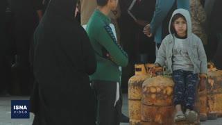 قیمت پنجبرابریِ کپسول گاز در بازار آزاد زابل