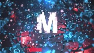 پروژه افترافکت نمایش لوگو باکتری  Bacteria Logo Reveal