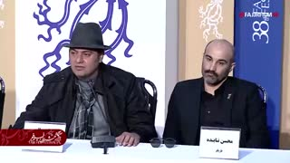 خلاصه نشست خبری فیلم سه کام حبس
