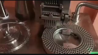 کپسول پرکن - فروش دستگاه کپسول پرکن نیمه اتومات - ماشین سازی حسنی