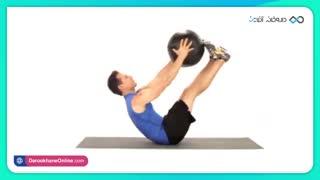 حذف چربی های شکم با انجام ورزش های مقاومتی