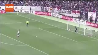اتفاق عجیب در فینال سوپرکاپ ژاپن!