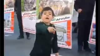 همه ملت ایران حاج قاسم سلیمانی هستند