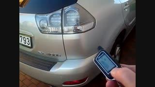 دزدگیر E5 ایزیکار - نمایندگی ایزیکار در کرج - فروش دزدگیر ماشین