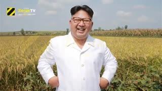 رهبر کره شمالی دستشویی نمی رود