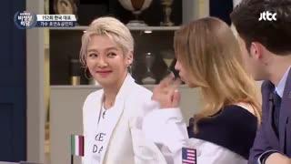 مینزی MinZy از توانی وان 2NE1 و هیویون HyoYeon از گرلز جنریشن SNSD، ملکه های رقص کیپاپ، در مورد همدیگه صحبت میکنن+توضیحات