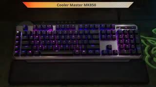کیبرد مکانیکی Cooler Master MK850