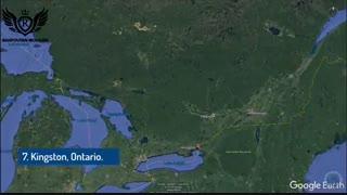 10  شهر برتر کانادا برای کار و زندگی