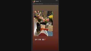آپدیت های Story امروز نفس بی نام(پارک شین هه) FULL HD کمیاب ویدیو کامل(با عنوان کادوهام) مثل این پیام امروزم رو گرفته
